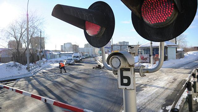 Штрафы за нарушение ПДД на железнодорожных переездах увеличат