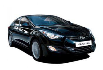 Hyundai Elantra АКП